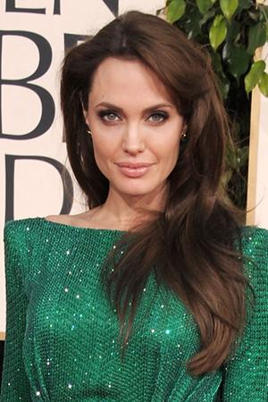 Angelina Jolie 68. Altın Küre