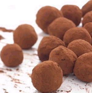 Chocolate Truffles ile hoşçakalın