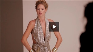 Vogue Turkey_Doutzen BTS