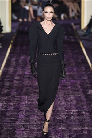 2014-2015 Sonbahar/Kış Couture - Atelier Versace