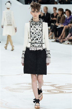 2014-2015 Sonbahar/Kış Couture - Chanel