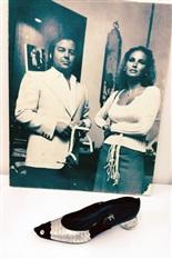 Suzy 'den sahne: İltifat avlamak : Sanatsal Olarak Akıllı Ayakkabılar