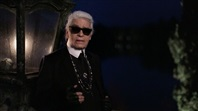 Karl Lagerfeld Chanel Métiers d'Art röportajı