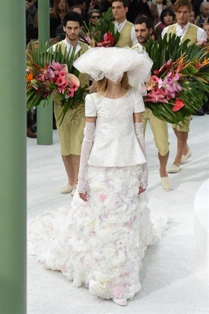 2015 İlkbahar/Yaz Couture - Chanel