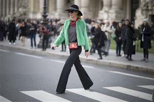 2015 Paris Couture Defilelerinin En İyi Sokak Stilleri