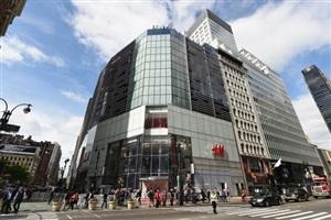 H&M'in New York Sarayı