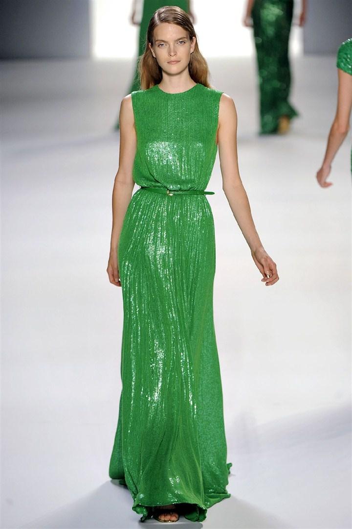 длиное платье из плотного трикотажа